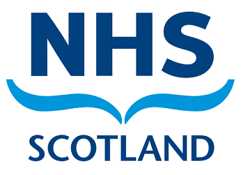NHS Scotland logo to use in site